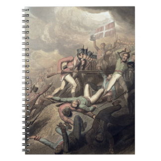 St. Sebastians, 31st August 1813, from 'The Victor Notebook