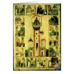 St. Simeon, 16th century Cards