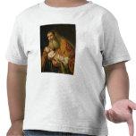 St. Simeon que presenta al Cristo infantil Camisetas