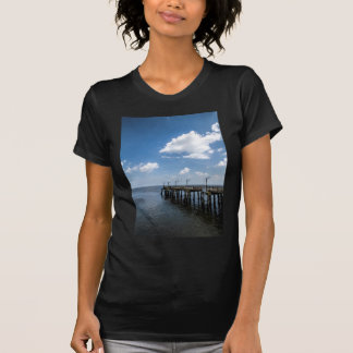St Simon's Island Georgia Public Dock T-Shirt