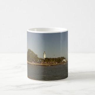 St. Simon's Island Lighthouse Coffee Mugs