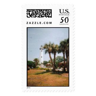 St. Simons Island Lighthouse Postage