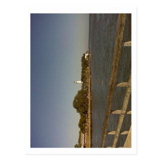 St. Simon's Island Lighthouse Postcard