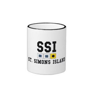 St. Simons Island. Mugs