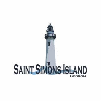 St Simons Island Photo Sculpture