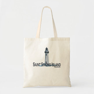 St. Simons Island. Tote Bag