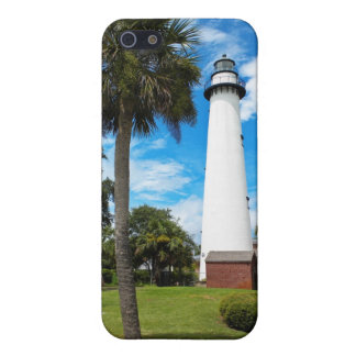 St. Simons Lighthouse Case For iPhone SE/5/5s