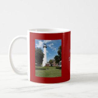 St. Simon's Lighthouse Mugs