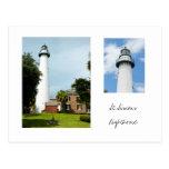 St. Simons Lighthouse Post Cards