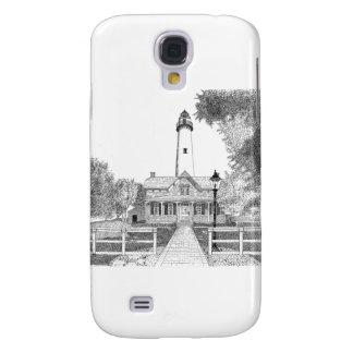 St. Simons Lighthouse Samsung Galaxy S4 Case