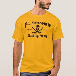 St. Somewhere Drinking Team T-Shirt