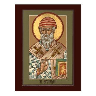 St. Spyridon Prayer Card