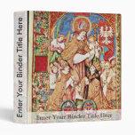 St. Stanislaus Bishop And King Sigismund Tomicki 3 Ring Binders