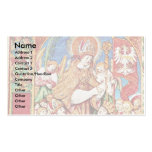 St. Stanislaus Bishop And King Sigismund Tomicki Double-Sided Standard Business Cards (Pack Of 100)
