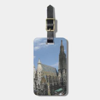 St. Stephan de Domkirche de la catedral de St Etiquetas Maletas