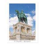 St. Stephen - Budapest Post Cards