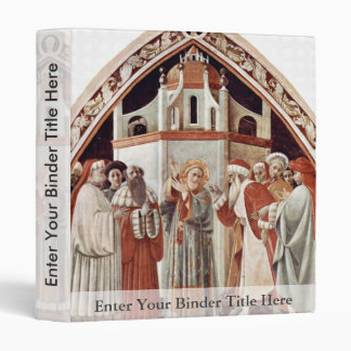 St. Stephen By Uccello Paolo (Best Quality) Binder