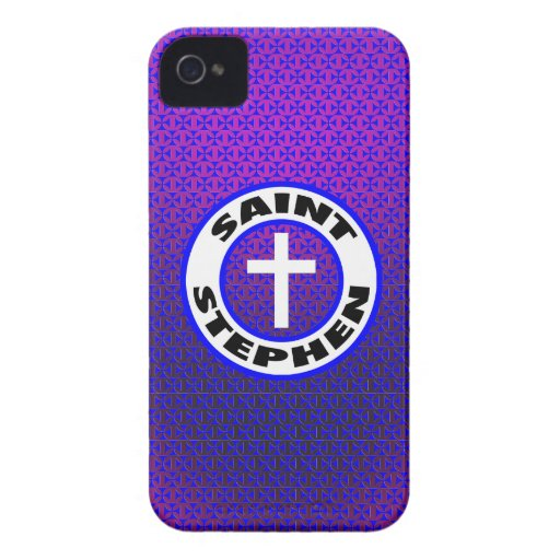 St Stephen Case-Mate iPhone 4 Coberturas