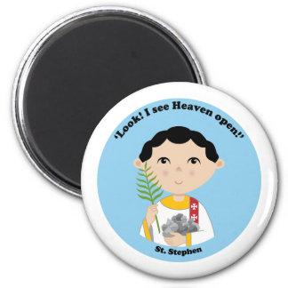 St. Stephen Fridge Magnets