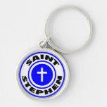 St Stephen Llaveros Personalizados