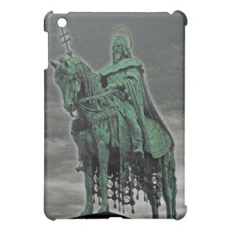 St Stephen montó en un caballo (1)
