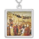 St. Stephen Preaching Necklace
