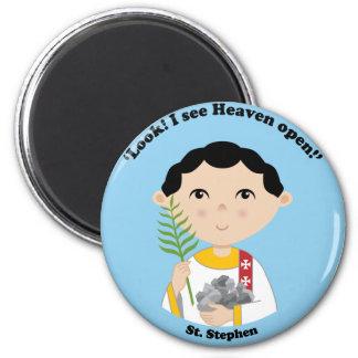 St. Stephen Refrigerator Magnets
