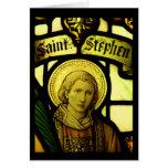 St Stephen Tarjeta De Felicitación