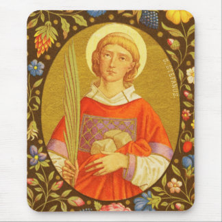St. Stephen the ProtoMartyr (PM 08) Mouse Pad