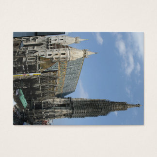St. Stephen's Cathedral Domkirche St. Stephan Business Card