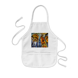 St Stephens Cathedral Vienna Art Kids' Apron