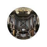 St Sulpice Cavaillé-Coll organ Round Wall Clock