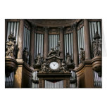 St Sulpice (close view) Greeting Card
