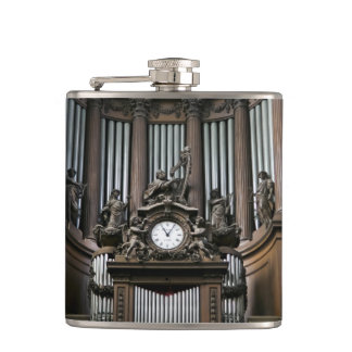 St Sulpice organ flask