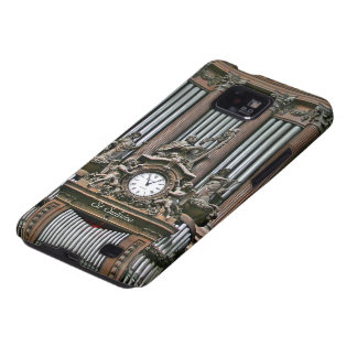 St Sulpice pipe organ Samsung Galaxy S2 Case