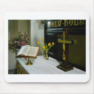 St Swithuns Church Mouse Pad