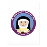 St Teresa de Ávila Tarjeta Postal