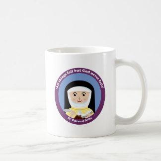 St Teresa de Ávila Tazas De Café