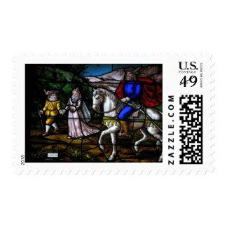 St. Teresa of Avila (1) Postage