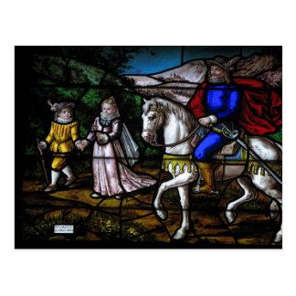 St. Teresa of Avila (1) Postcard