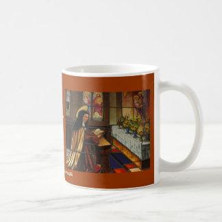 St. Teresa of Avila (2) Classic White Coffee Mug