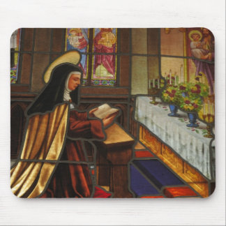 St. Teresa of Avila (2) Mouse Pad