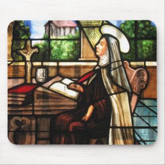 St. Teresa of Avila (3) Mouse Pad