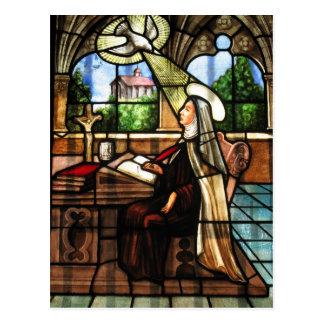 St. Teresa of Avila (3) Postcard
