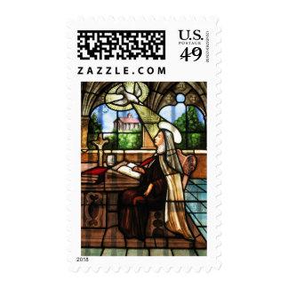 St. Teresa of Avila (3) Stamp
