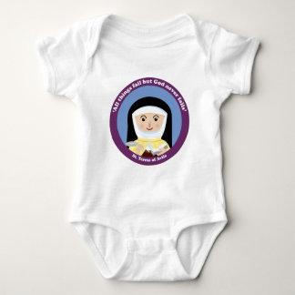 St. Teresa of Avila Baby Bodysuit