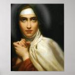 ST TERESA OF AVILA POSTER