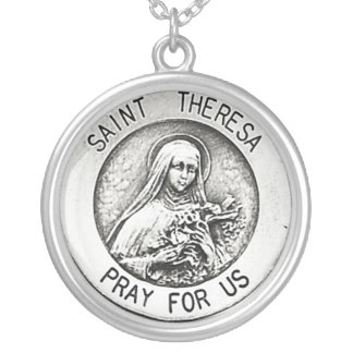 St Theresa Necklace
