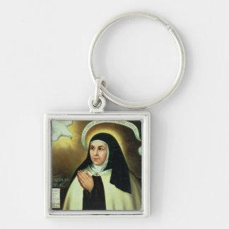 St. Theresa of Avila  1570 Keychain
