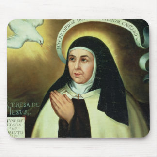 St. Theresa of Avila  1570 Mouse Pad